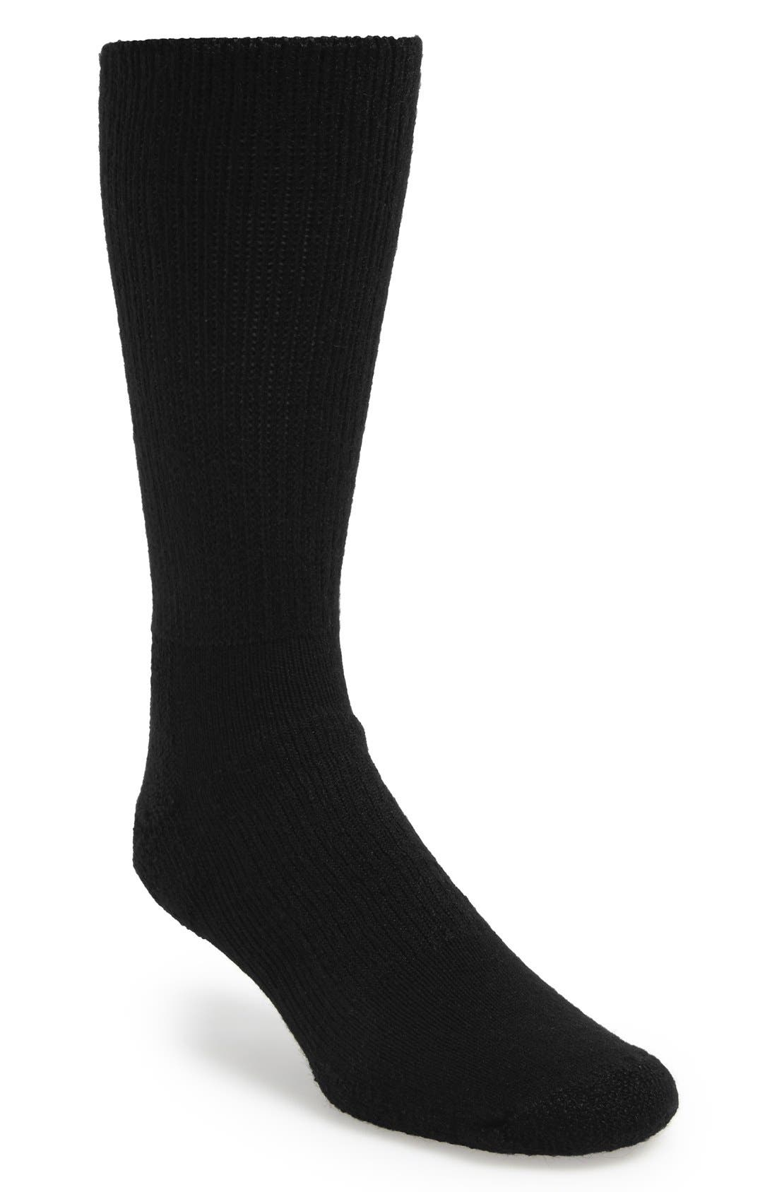 Alternate Image 1 Selected - Thorlo 'Classic' Crew Walking Socks (Men)