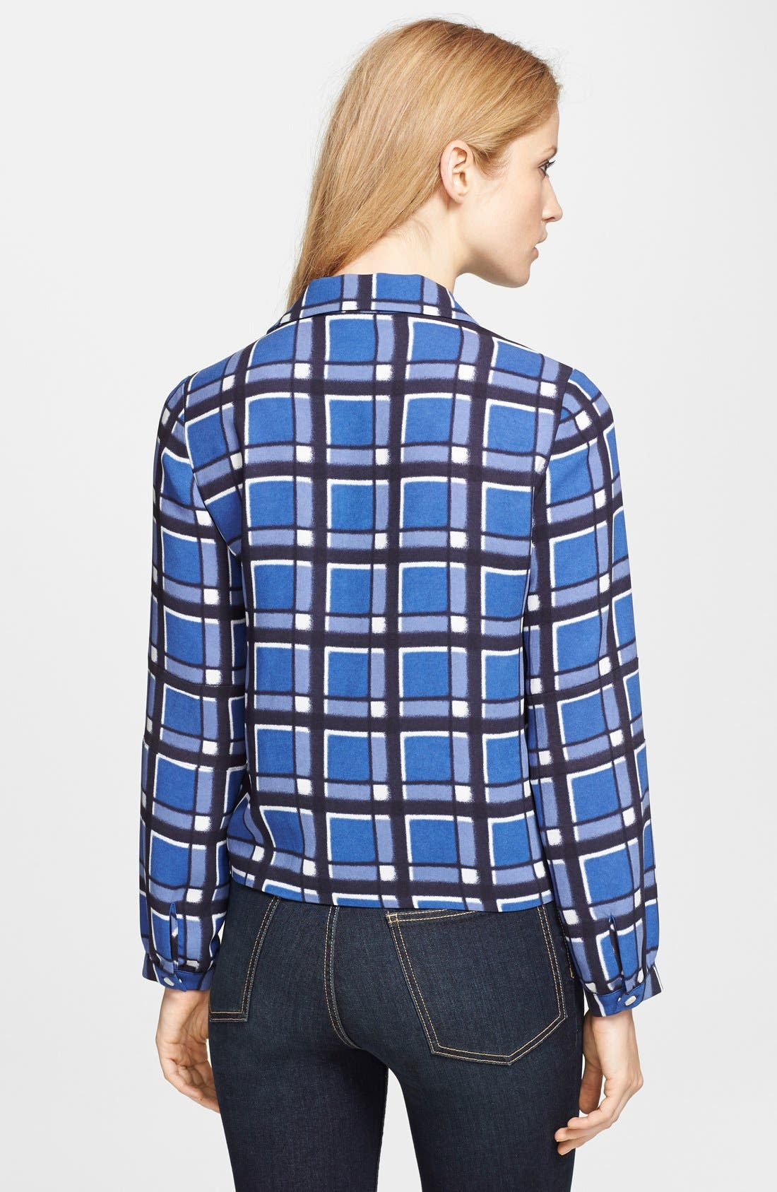 Alternate Image 2  - MARC BY MARC JACOBS 'Toto' Plaid Blouse