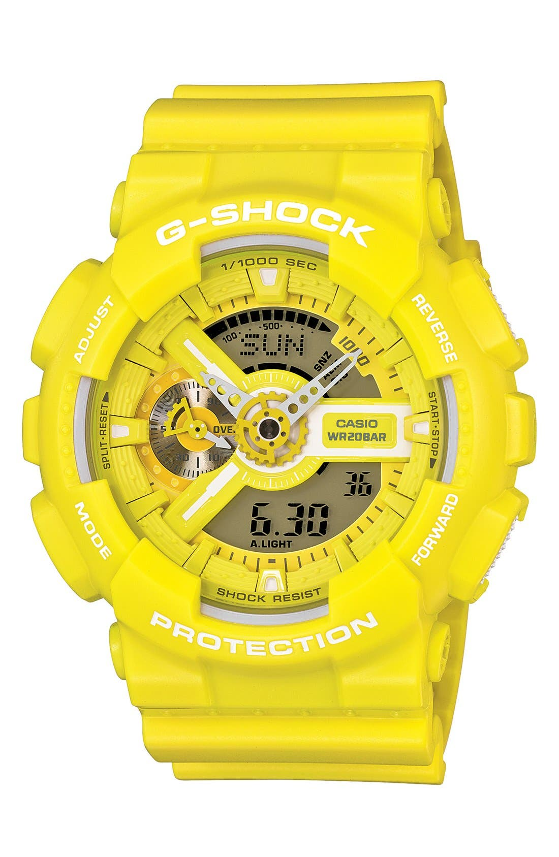 Alternate Image 1 Selected - G-Shock Ana-Digi Watch, 55mm x 51mm