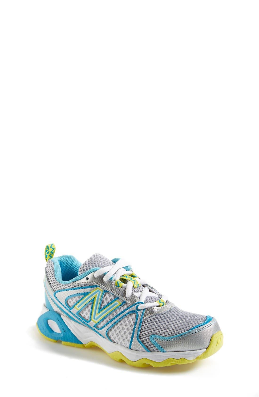 Alternate Image 1 Selected - New Balance '696' Athletic Shoe (Toddler, Little Kid & Big Kid)