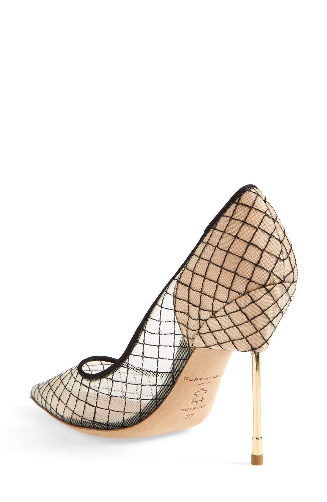 Alternate Image 2  - Kurt Geiger London 'Britton' Pump (Women)