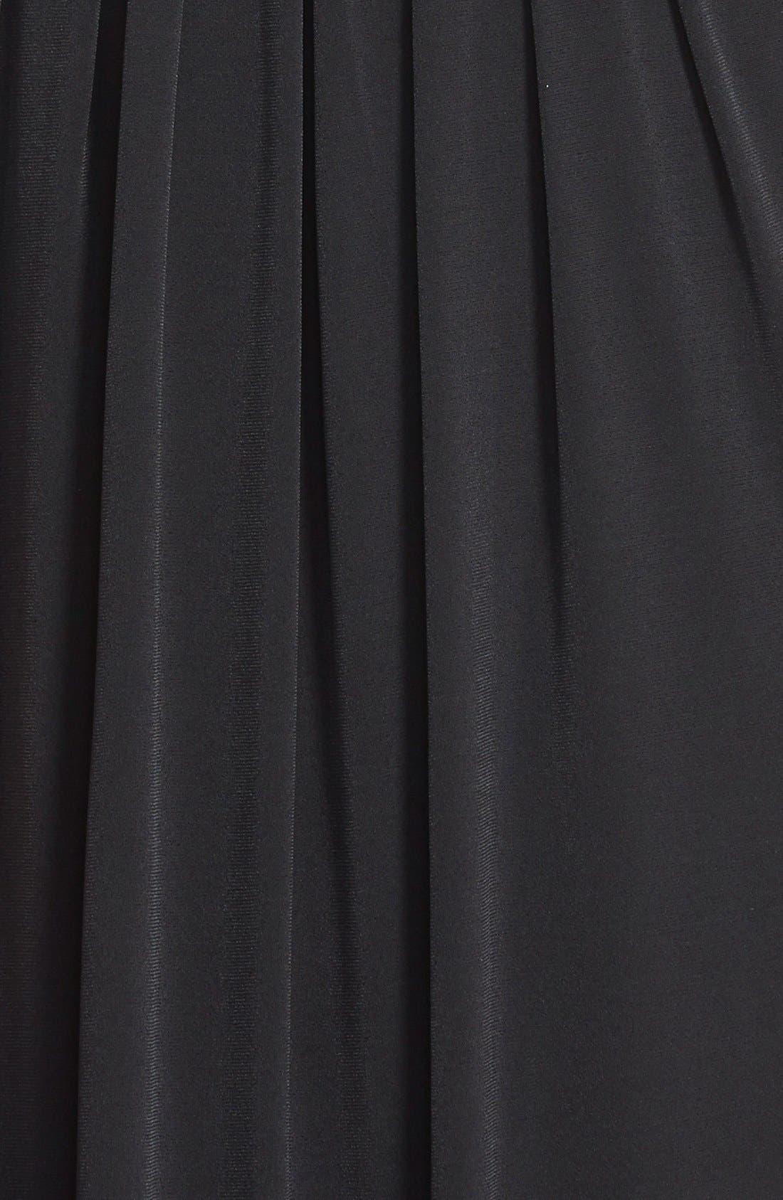 Alternate Image 3  - Ellen Tracy Embellished Keyhole Column Gown