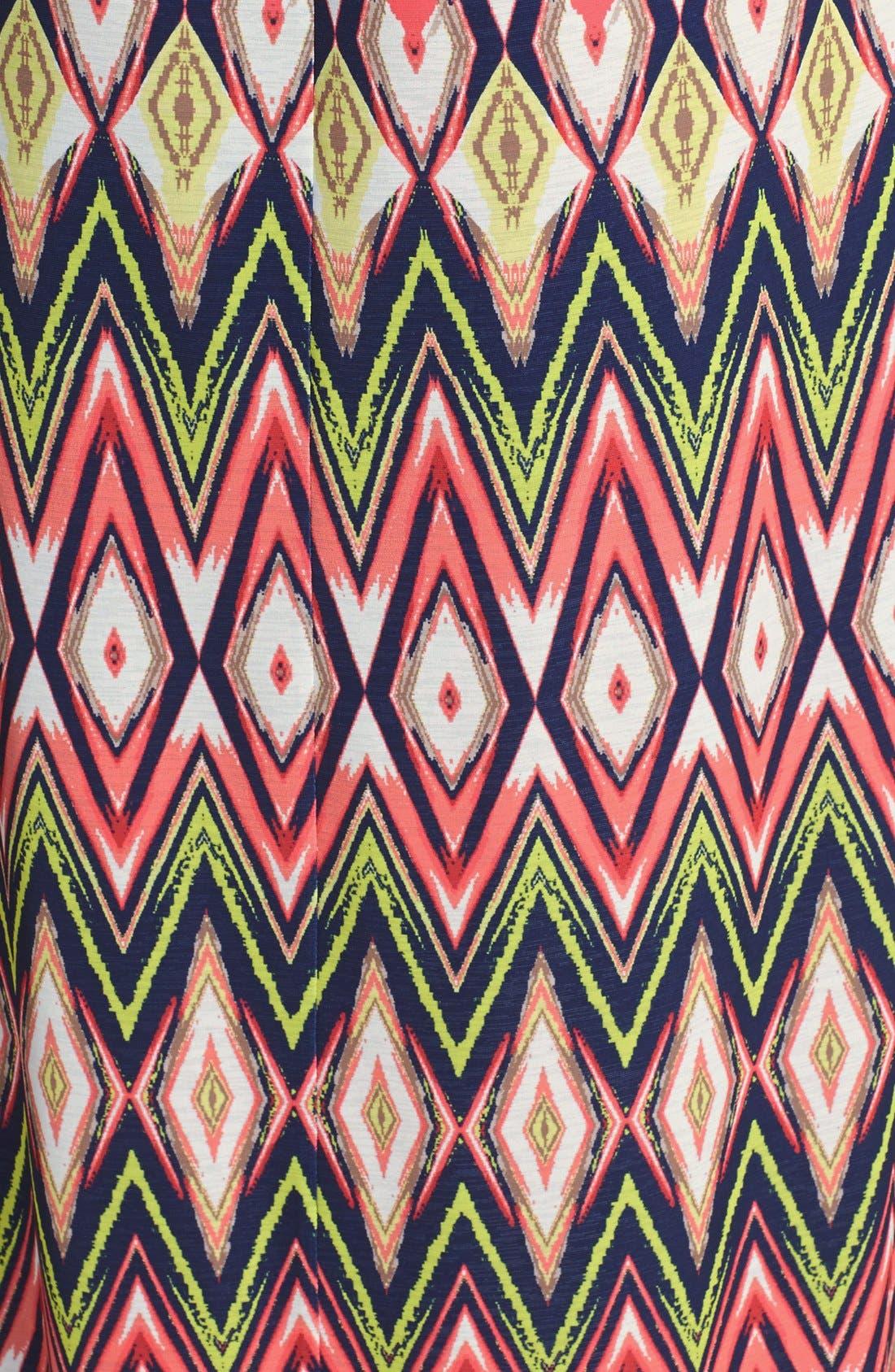 Alternate Image 3  - Trixxi Tube Maxi Dress (Juniors)