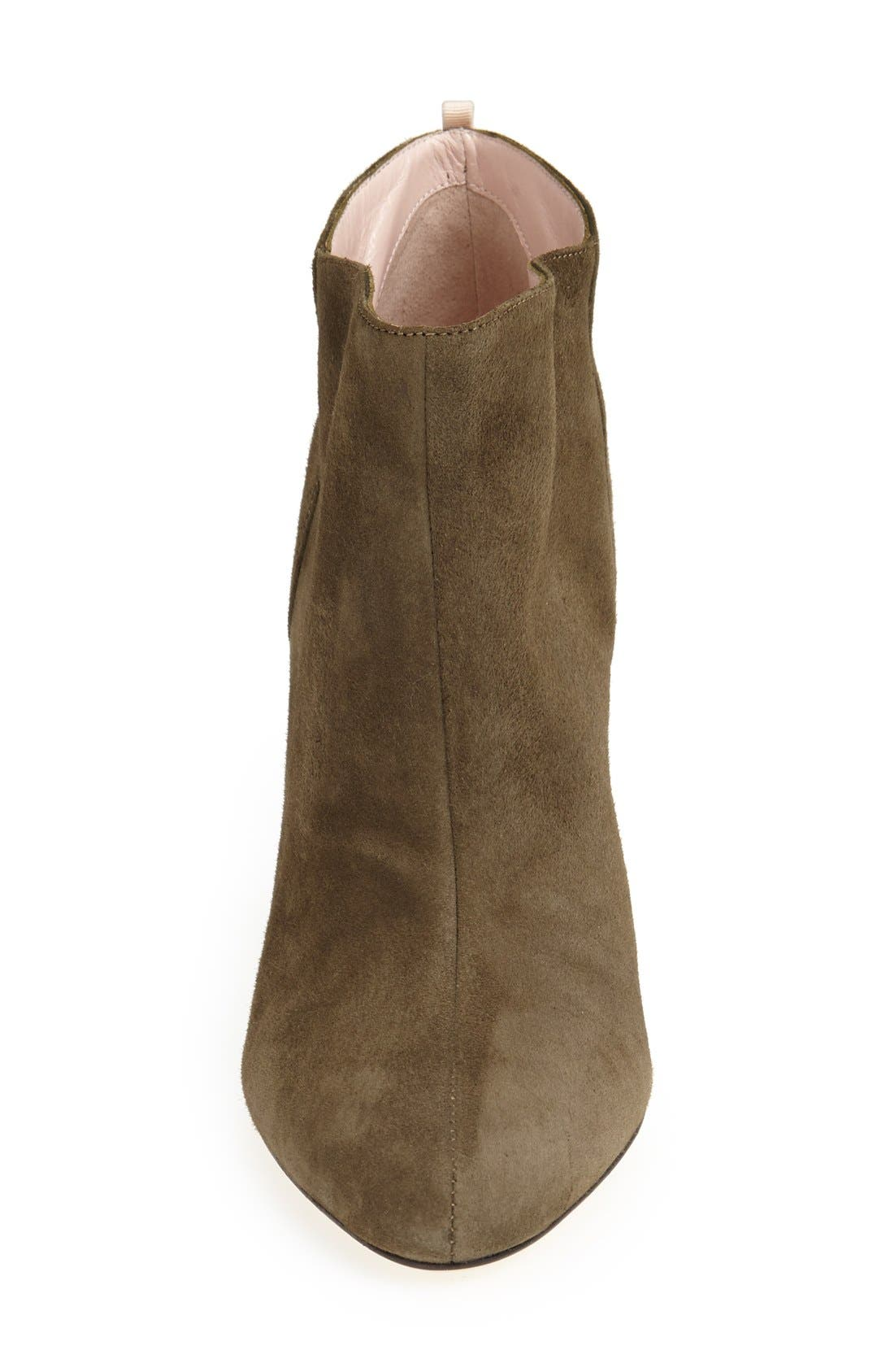 Alternate Image 4  - SJP 'Serge' Suede Bootie (Women)