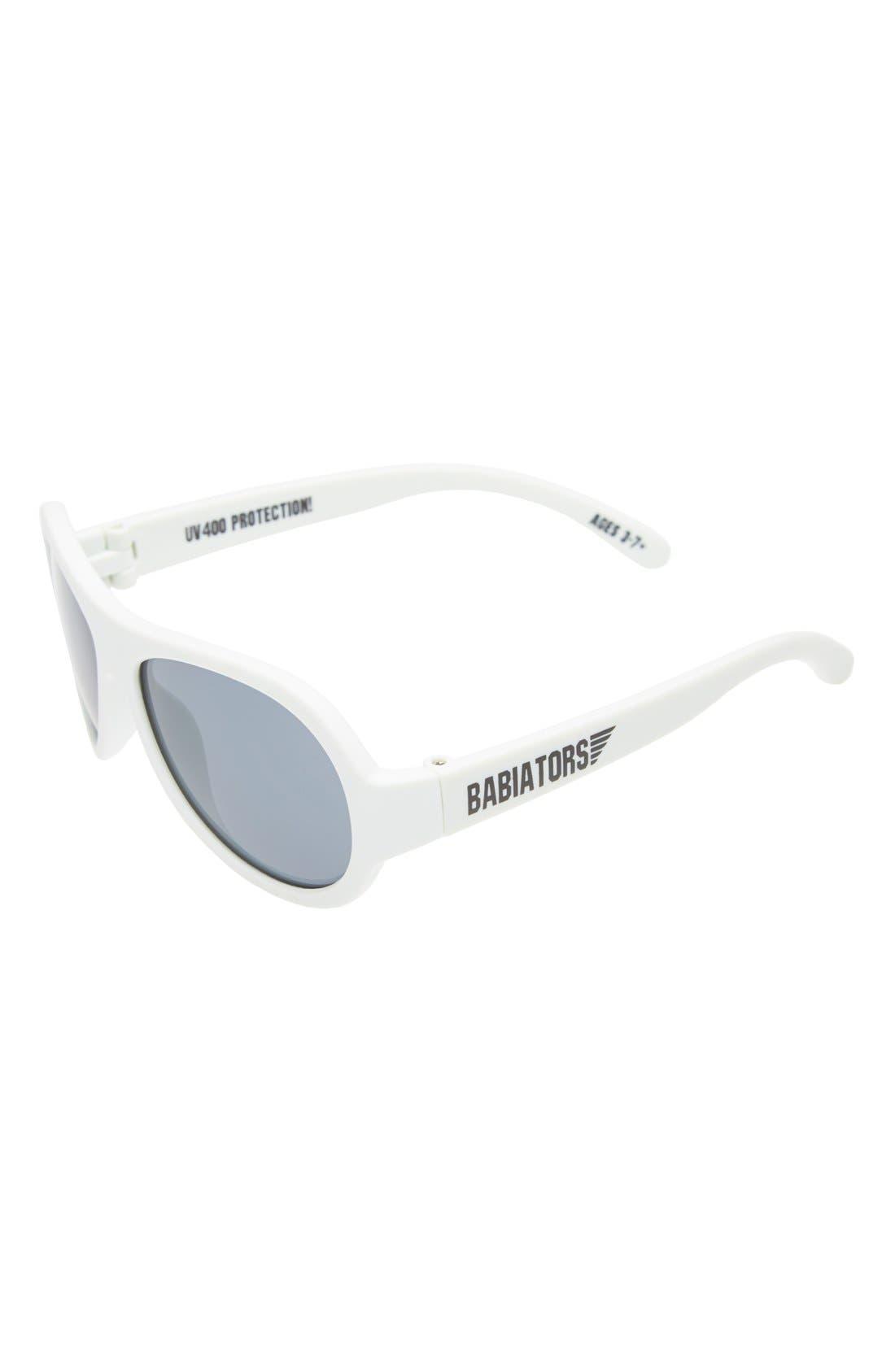 Alternate Image 1 Selected - Babiators 'Black Ops' Sunglasses (Little Kid)