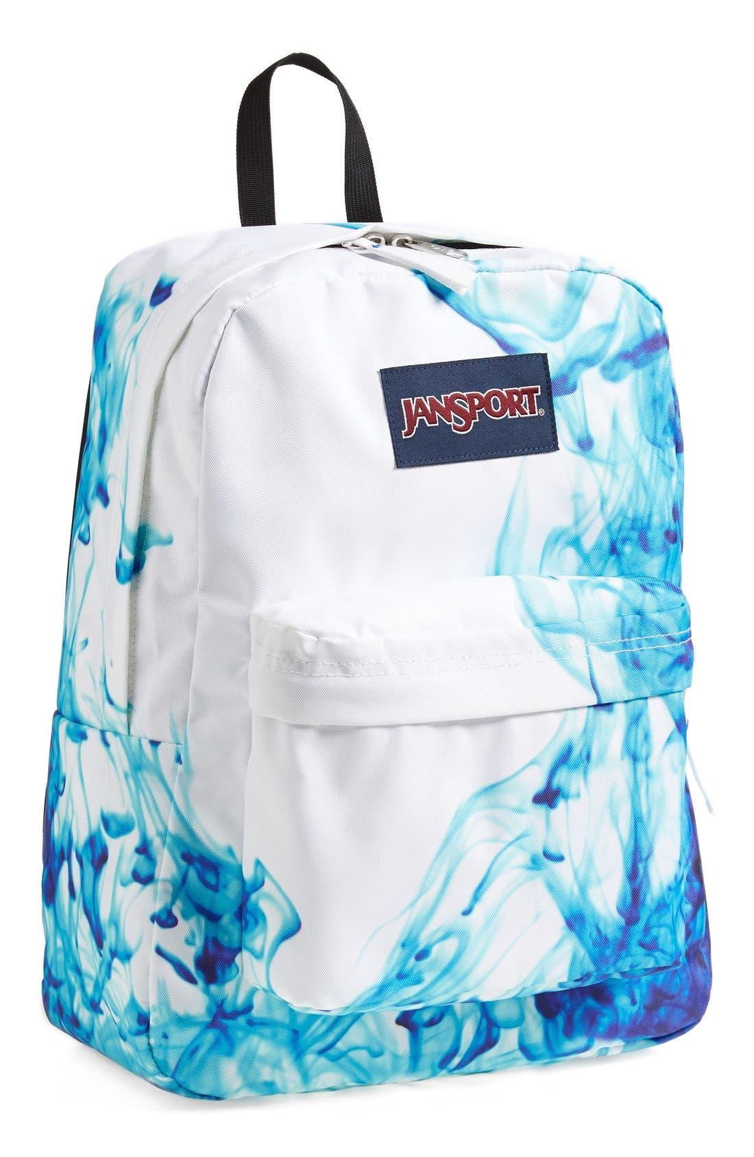 Alternate Image 1 Selected - JanSport 'SuperBreak' Backpack