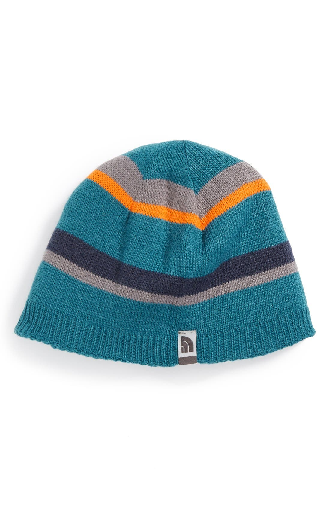 Alternate Image 2  - The North Face 'Youth Gone Wild' Beanie (Big Boys)