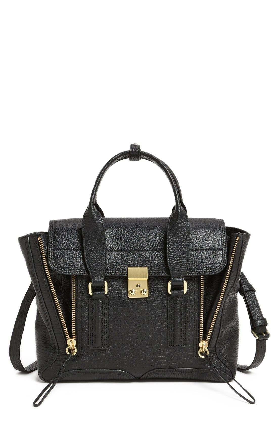 kate spade new york cameron street - candace leather satchel ...