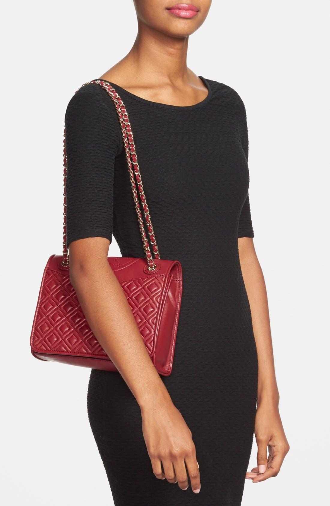 Alternate Image 2  - Tory Burch 'Medium Fleming' Shoulder Bag