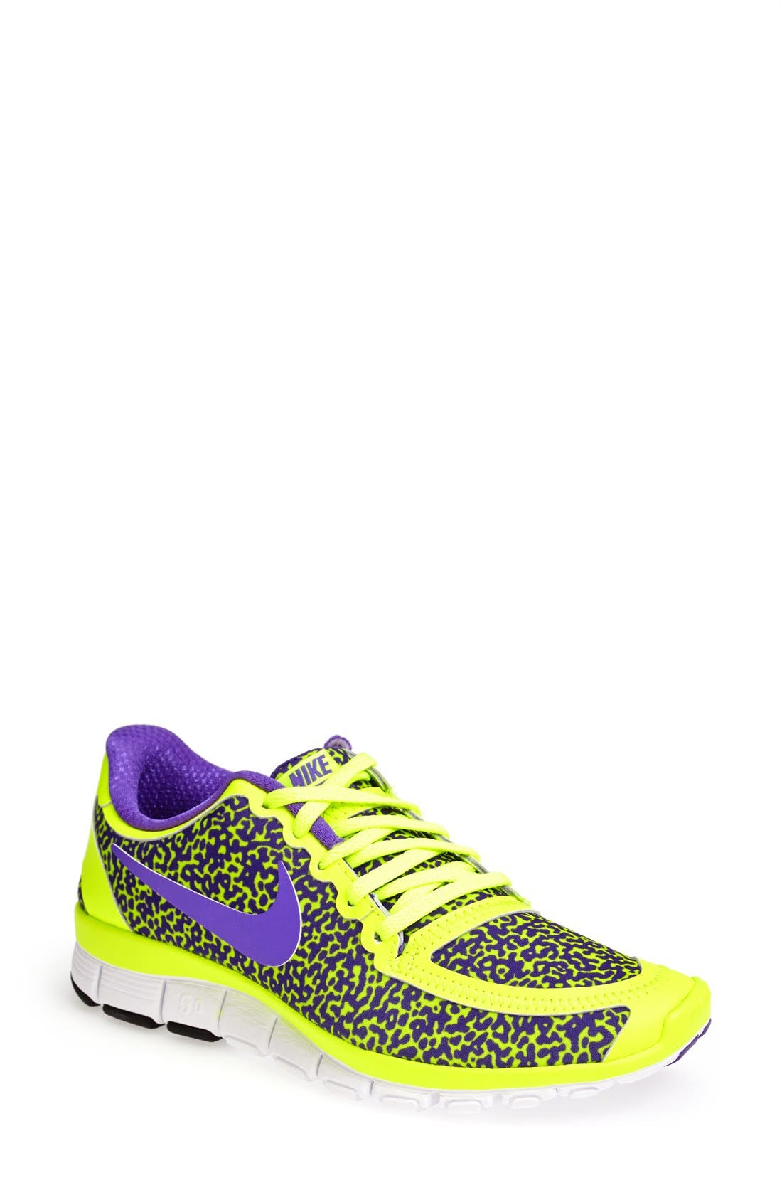 Main Image - Nike 'Free 5.0 V4' Running Shoe (Women)
