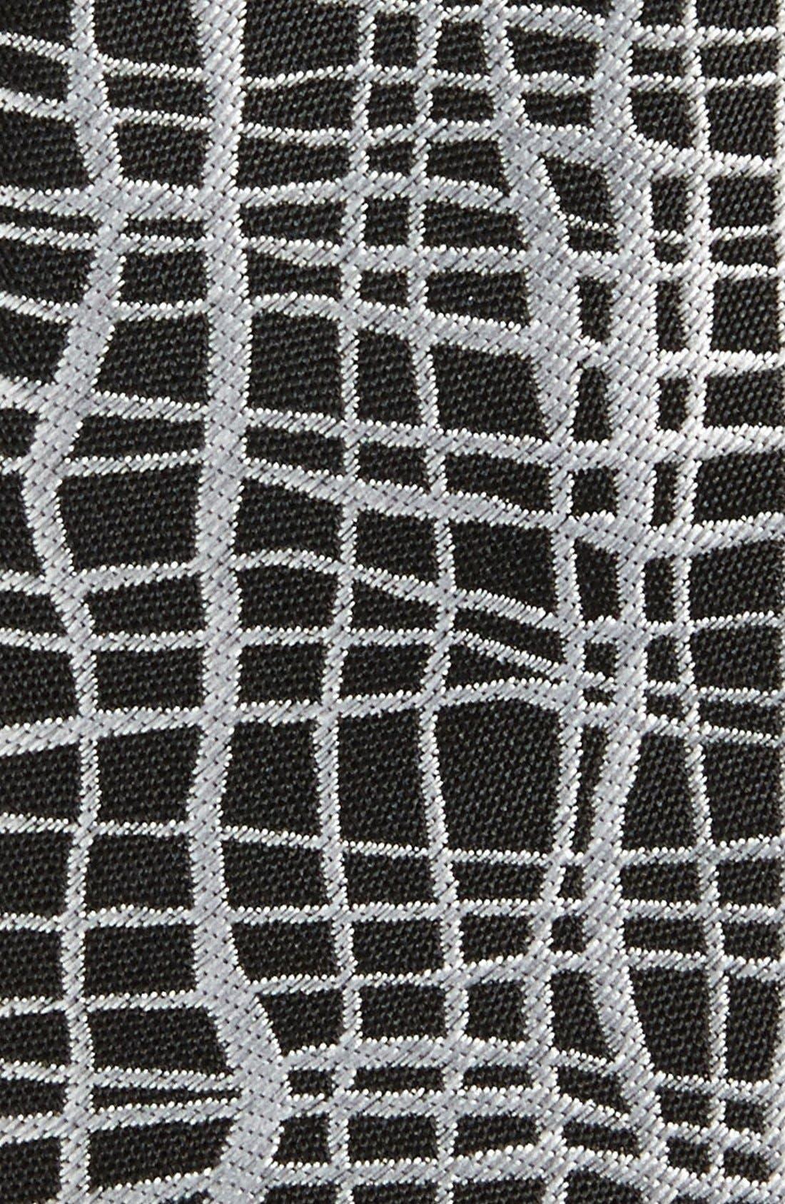Alternate Image 2  - Topman Monochrome Tie