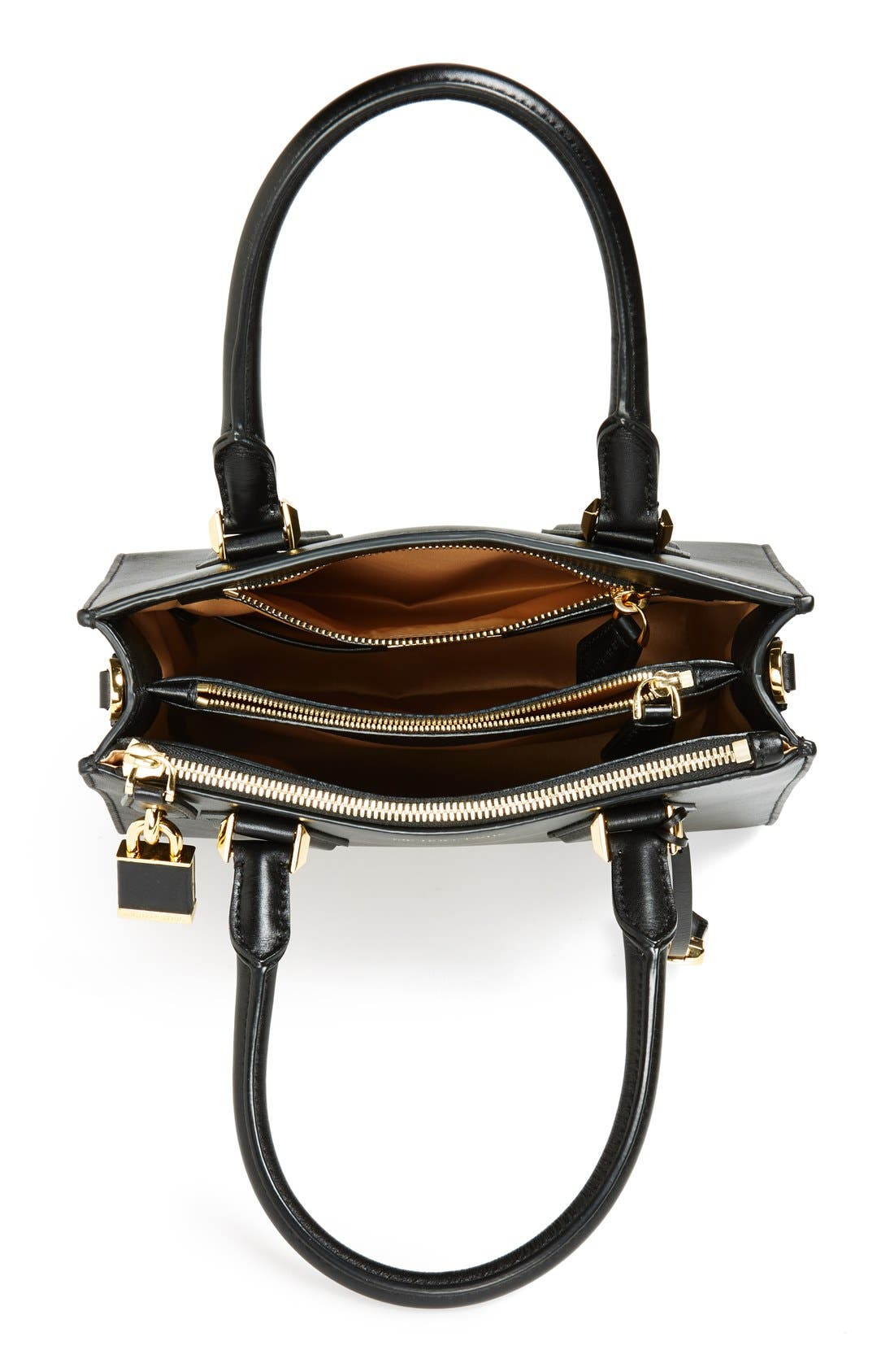 Alternate Image 3  - Michael Kors 'Small Casey' Leather Satchel