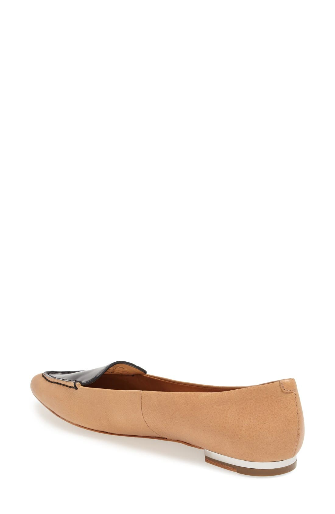 Alternate Image 2  - COACH 'Walsh' Leather Loafer (Women)