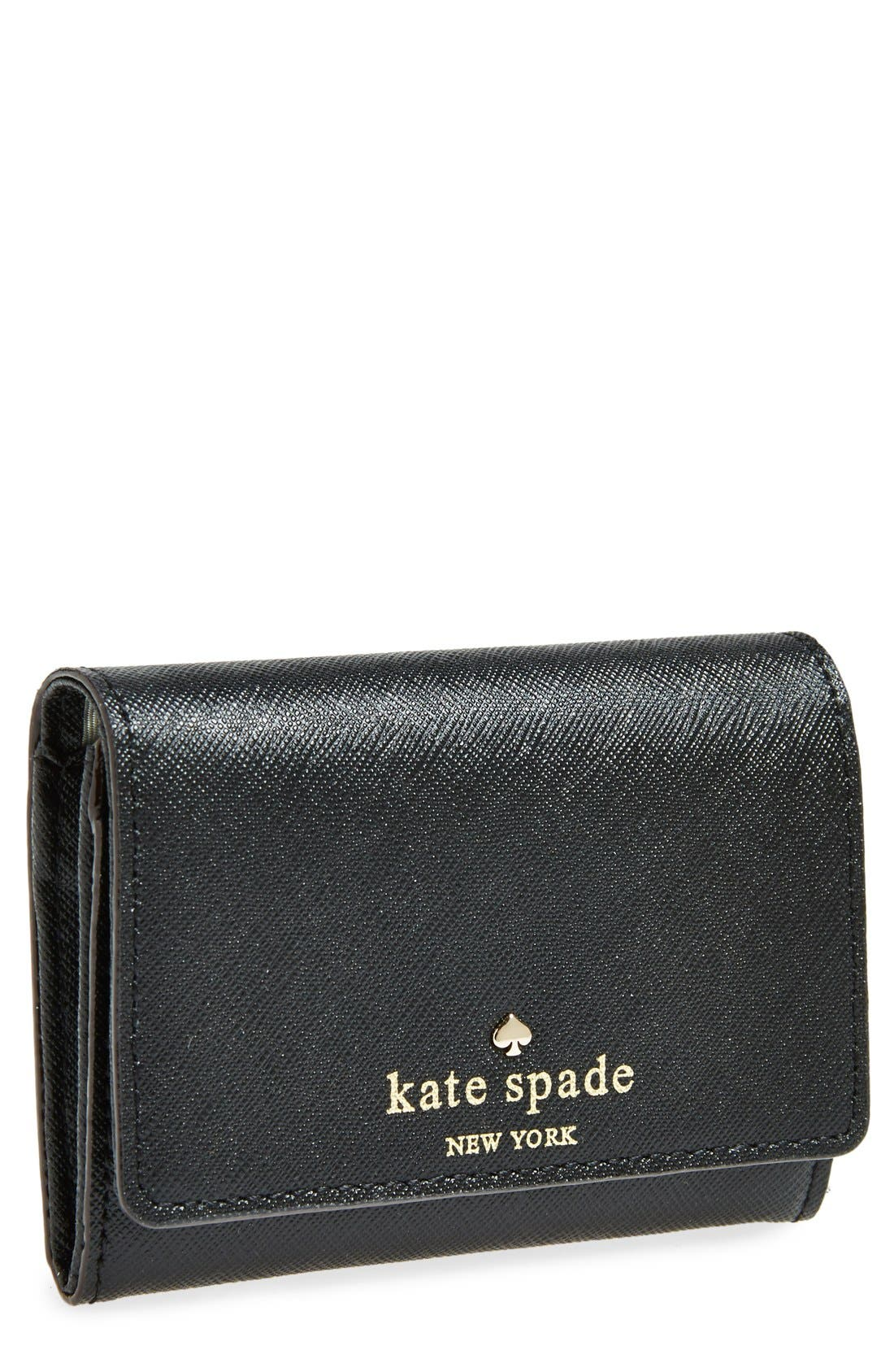Main Image - kate spade new york 'cedar street - darla' leather wallet