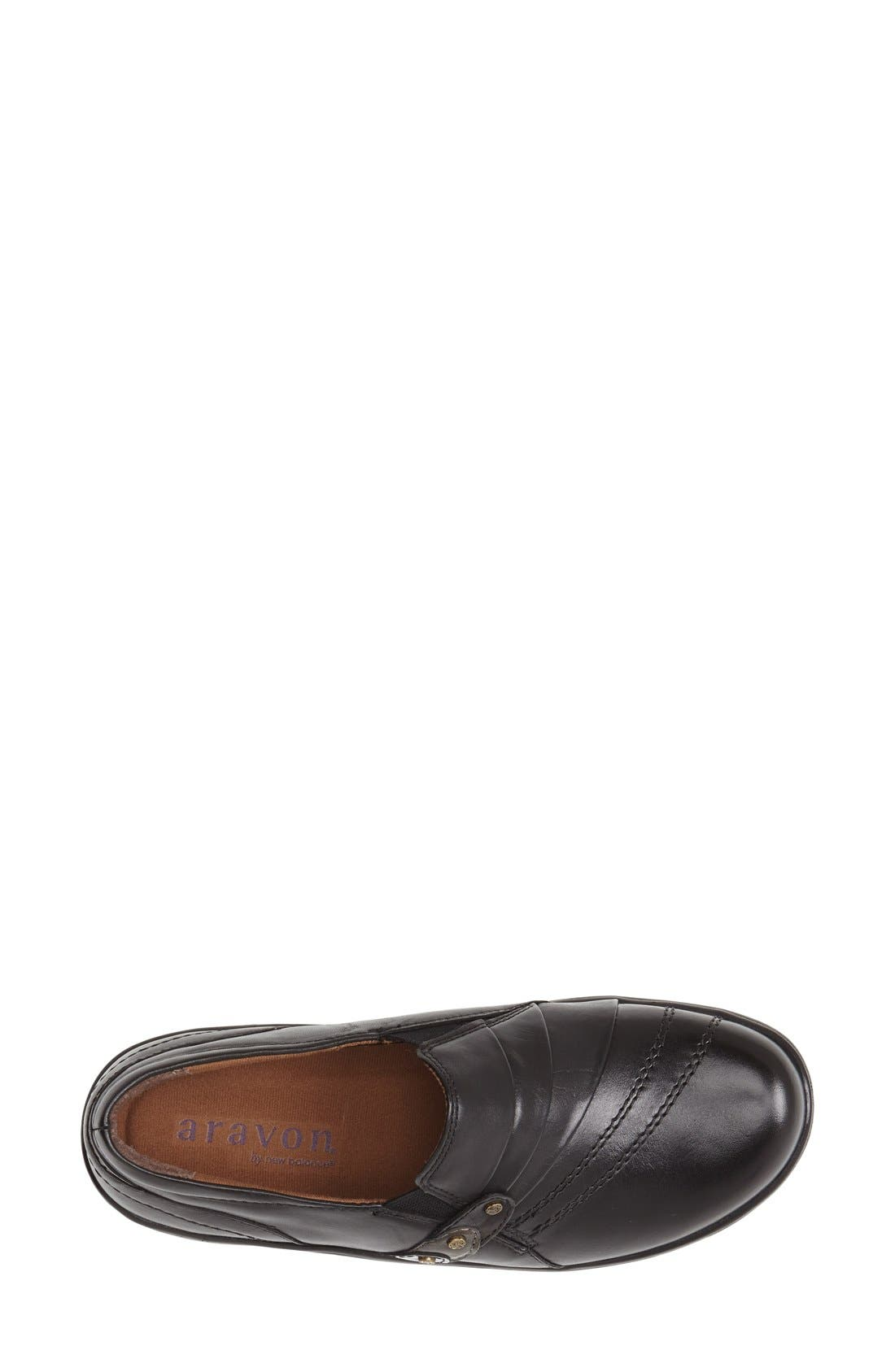 Alternate Image 3  - Aravon 'Danielle' Loafer Flat (Women)