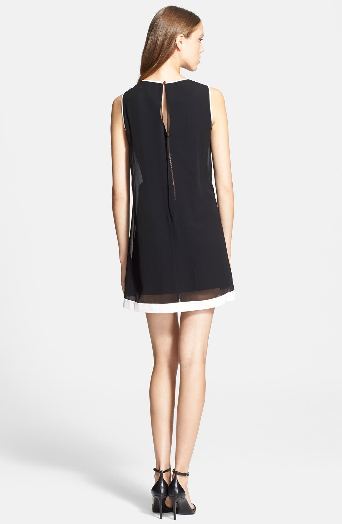 Alternate Image 2  - Ted Baker London Bow Detail Swing Dress