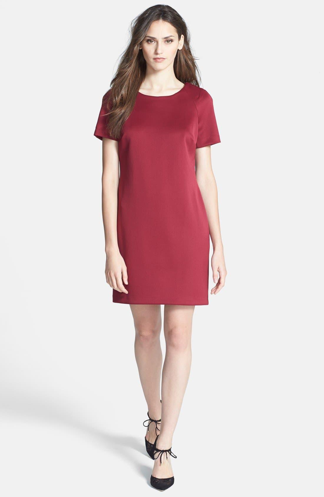 Alternate Image 3  - Alexia Admor Ponte Shift Dress