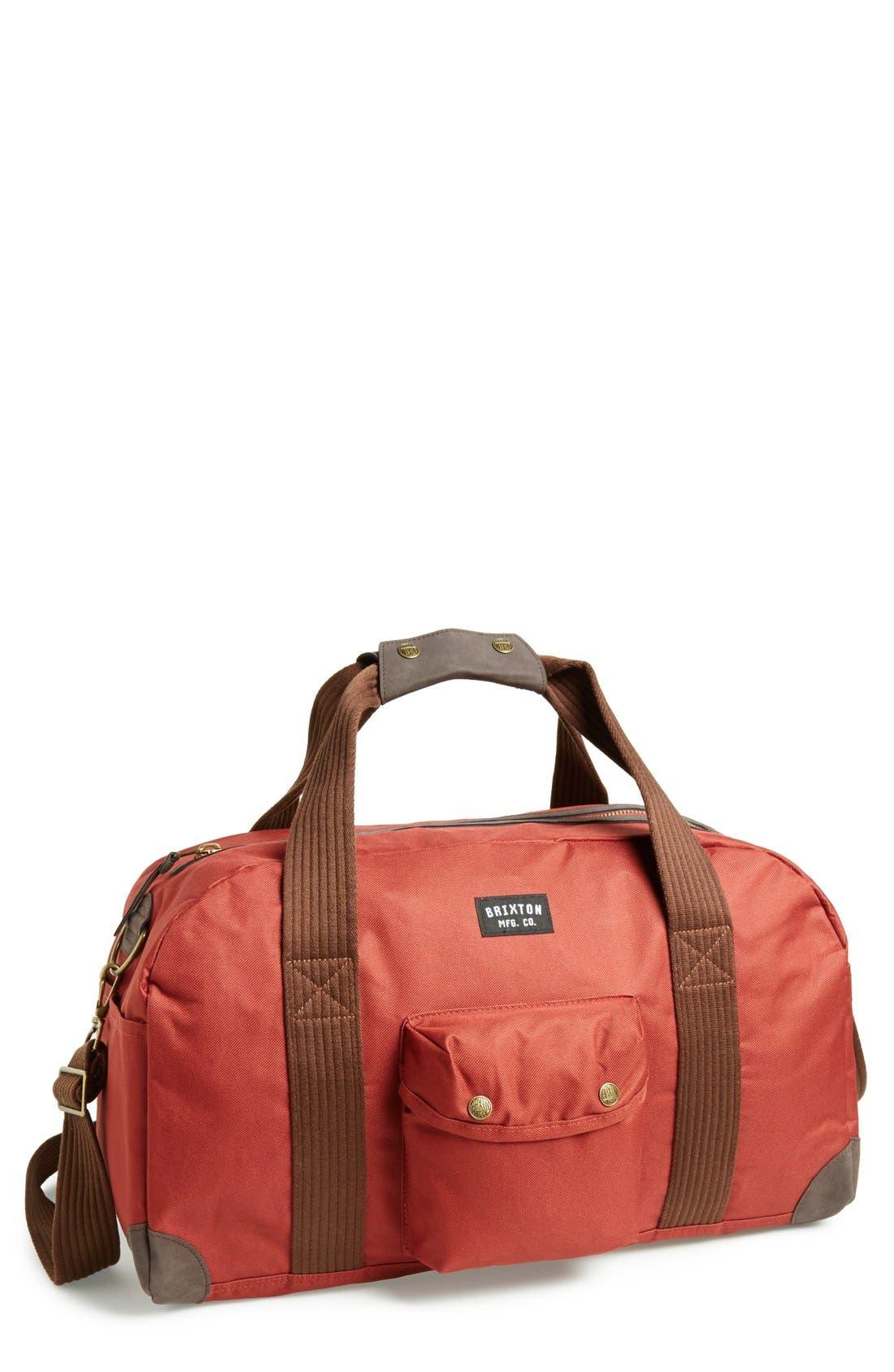 Alternate Image 1 Selected - Brixton 'Vagrant' Duffel Bag