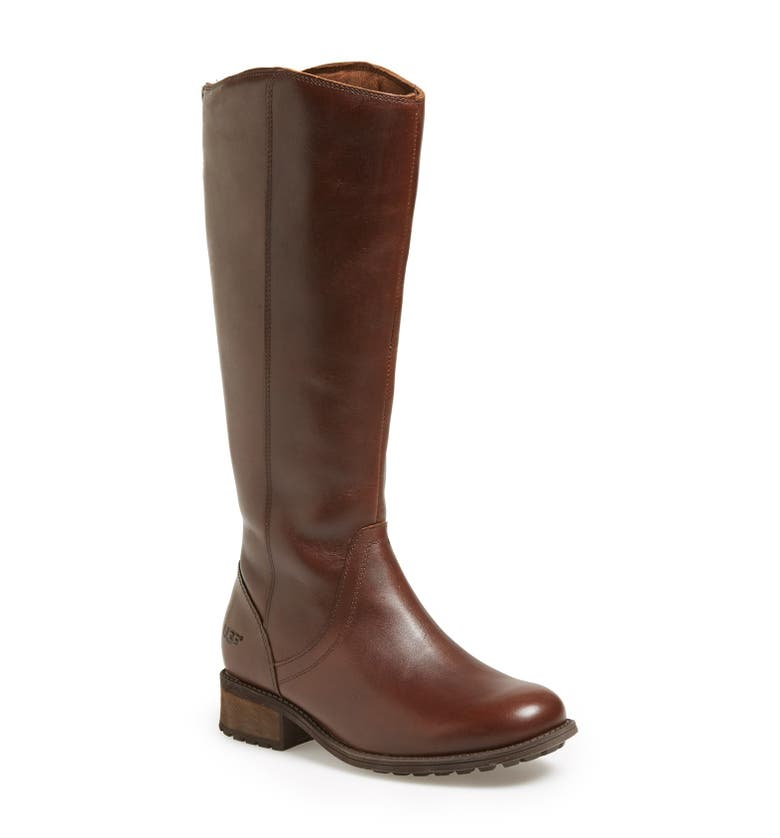 08cf2f494a0 Leather Water Resistant Uggs