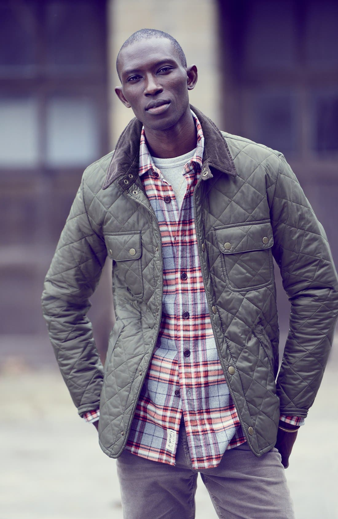 Alternate Image 7  - Barbour 'Tinford' Regular Fit Quilted Jacket