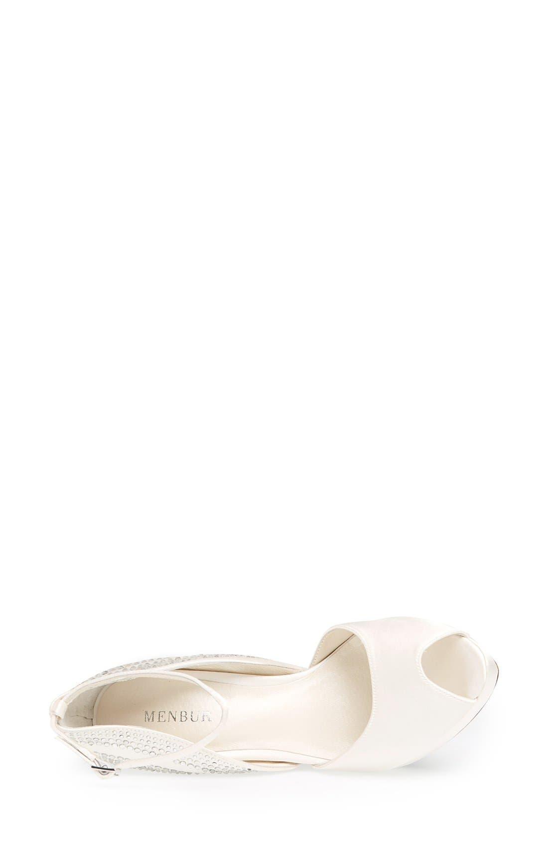 Alternate Image 3  - Menbur 'Paloma' d'Orsay Platform Sandal (Women)