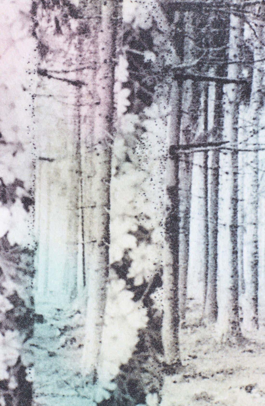 Alternate Image 3  - Tibi 'Enchanted Forest' Print Miniskirt