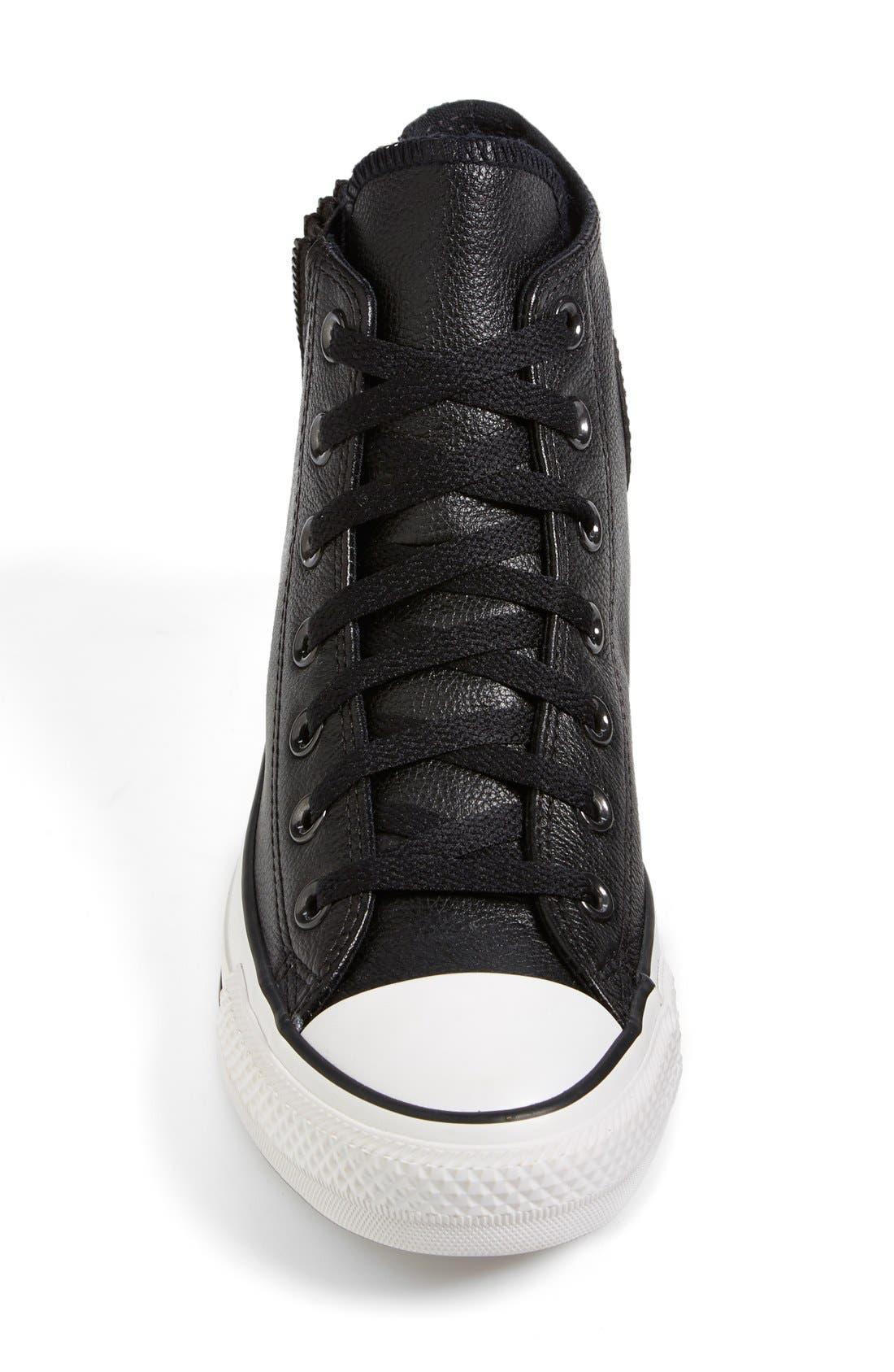 Alternate Image 3  - Converse Chuck Taylor® All Star® 'Chelsee' Leather Sneaker (Women) (Nordstrom Exclusive)