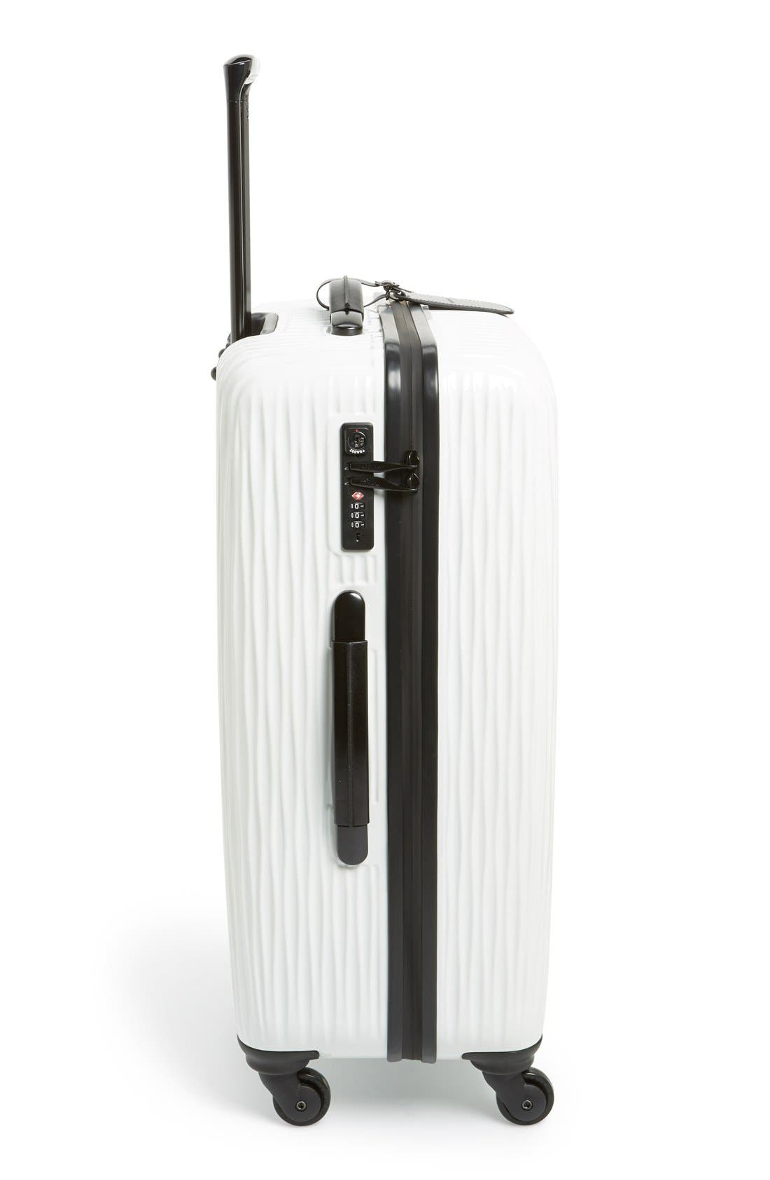 Alternate Image 4  - Longchamp 'Medium Fairval' Four-Wheel Hard Shell Suitcase (28 Inch)
