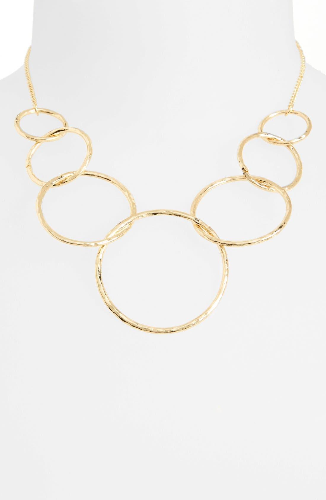 Main Image - Panacea Circle Link Necklace