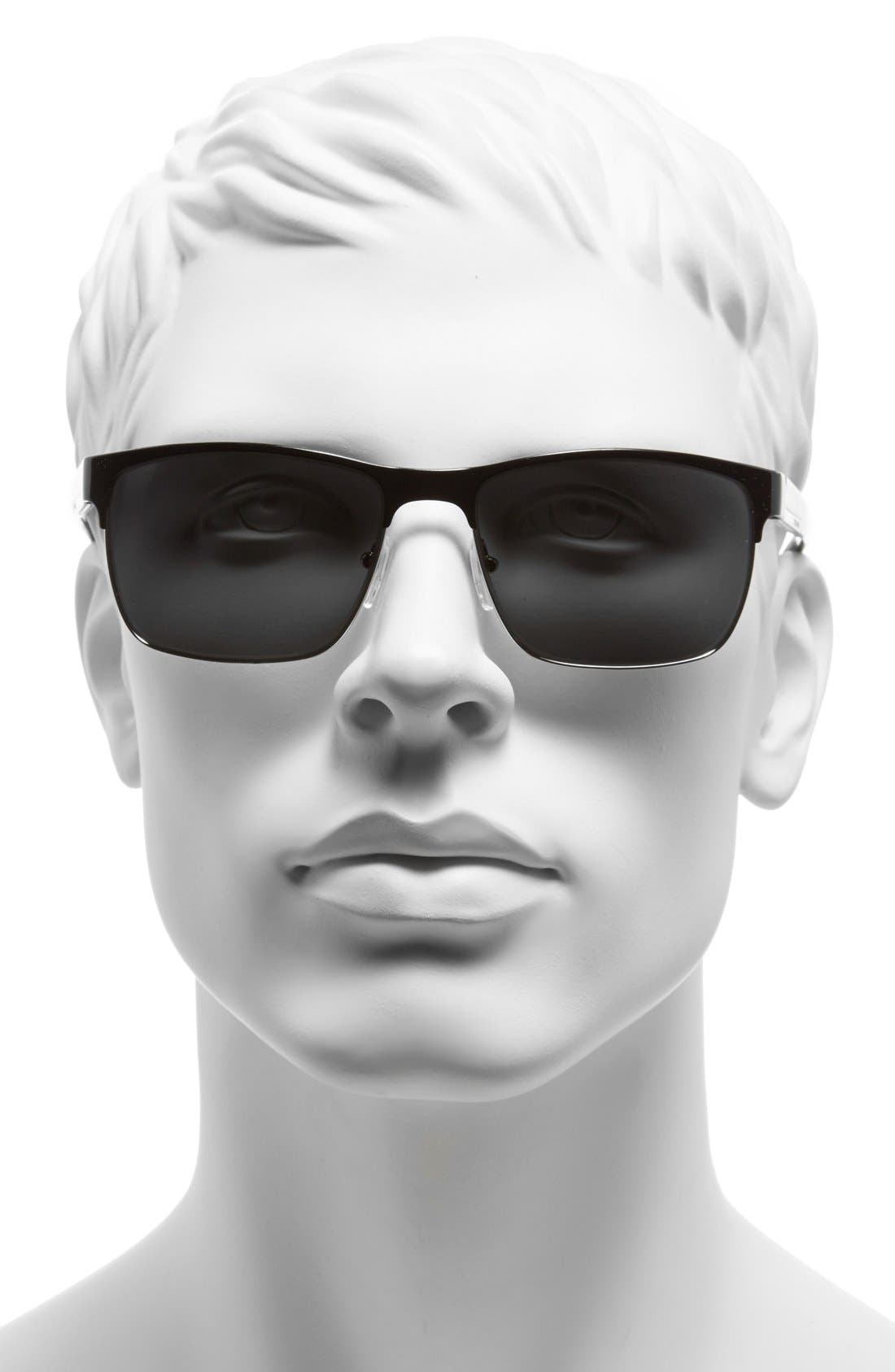 Alternate Image 2  - Prada 58mm Sunglasses