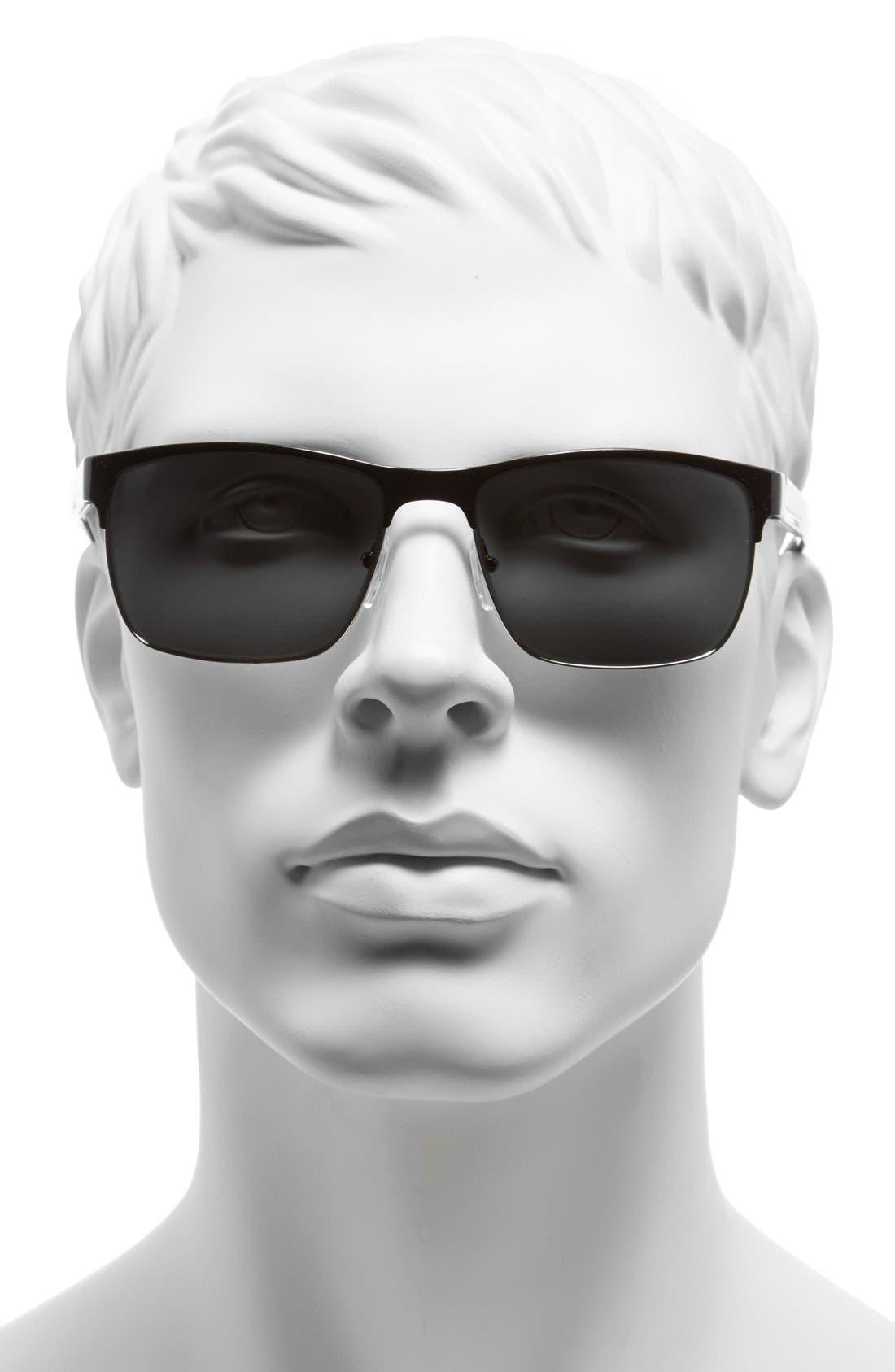 Alternate Image 2  - Prada 58mm Sunglasses