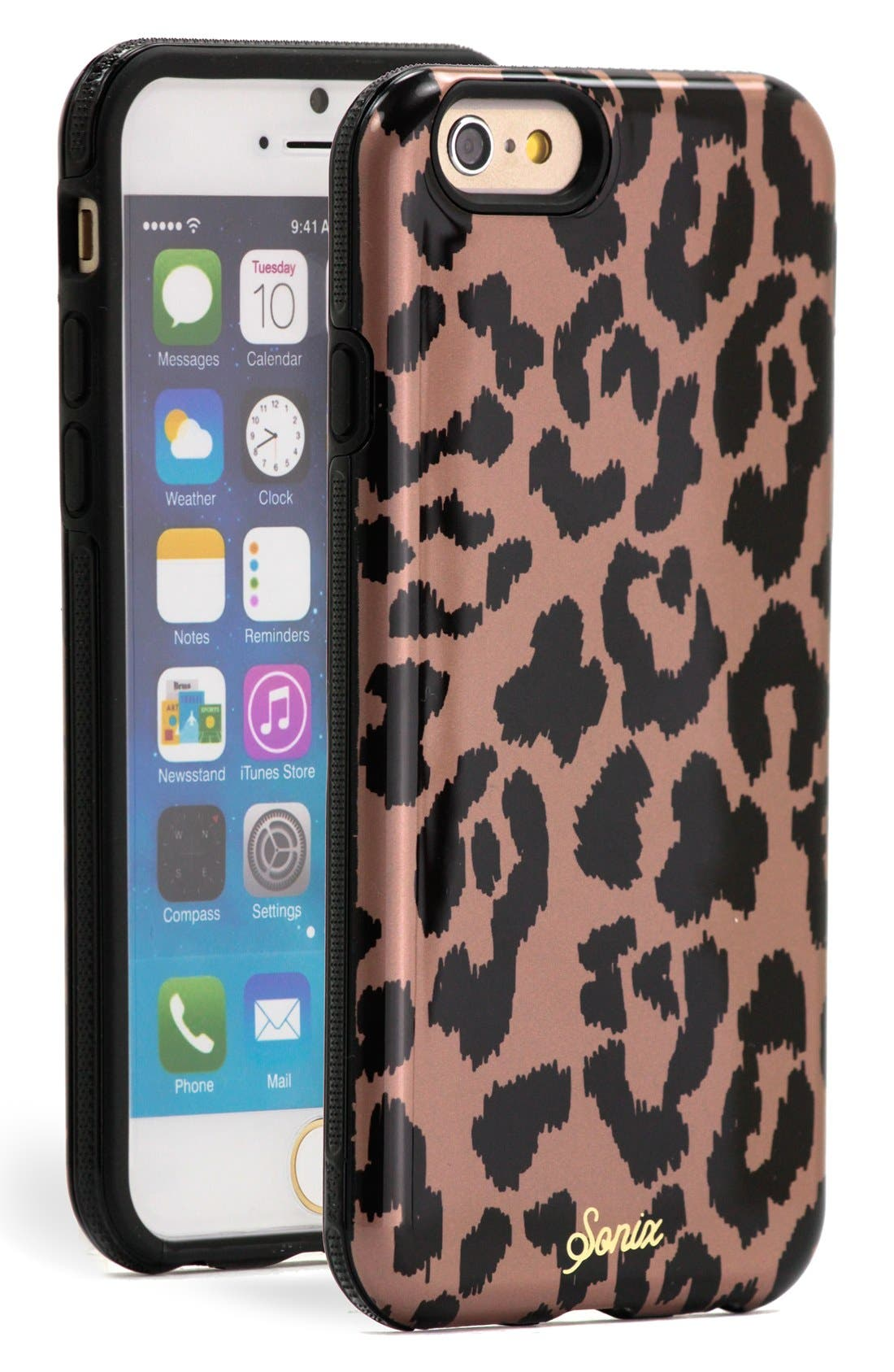 Alternate Image 1 Selected - Sonix 'Calico' iPhone 6 Plus Case