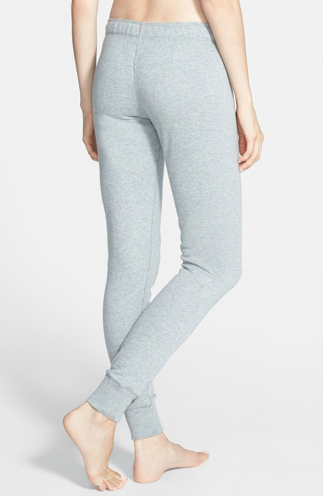 Alternate Image 2  - Nike 'Rally' Tight French Terry Sweatpants