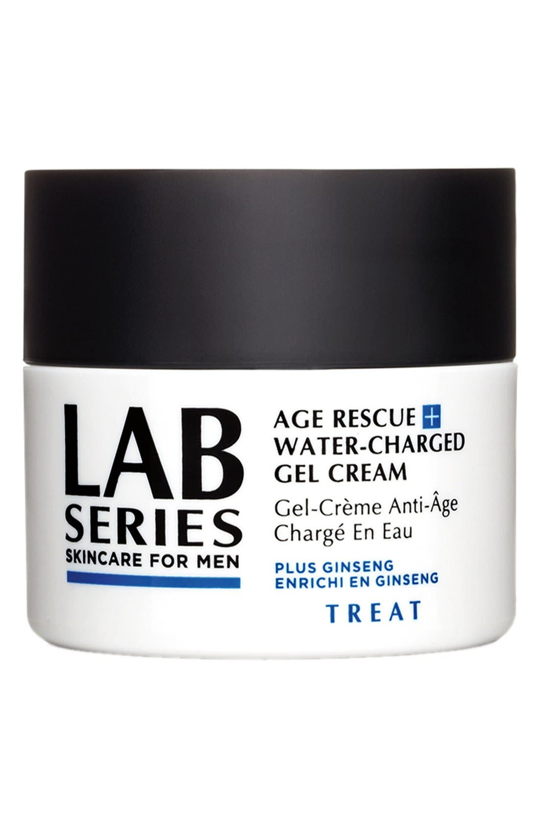 Lab Series Skincare for Men Age Rescue + Water-Charged Gel Cream