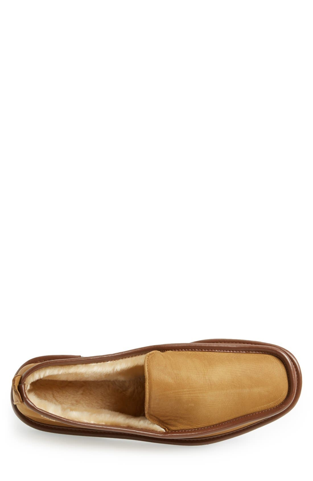 Alternate Image 3  - L.B. Evans 'Imperial Deer' Slipper (Online Only)