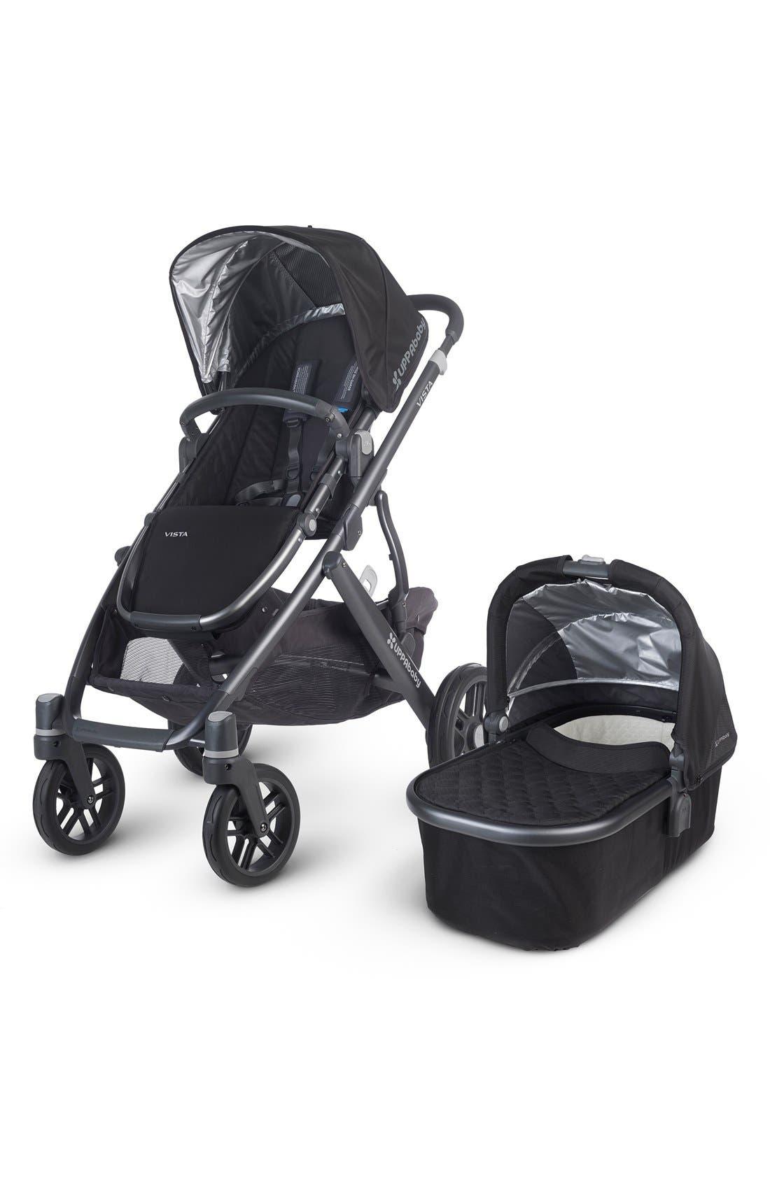 Alternate Image 1 Selected - UPPAbaby VISTA - Carbon Frame Convertible Stroller