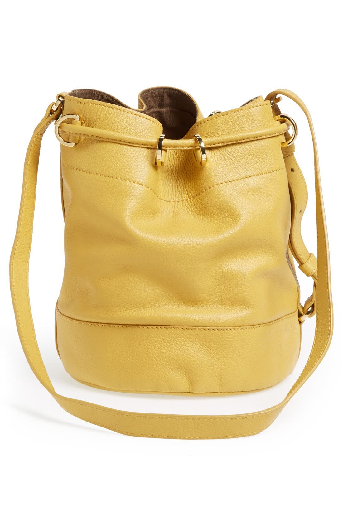 Alternate Image 2  - See by Chloé 'Small Vicki' Leather Bucket Bag
