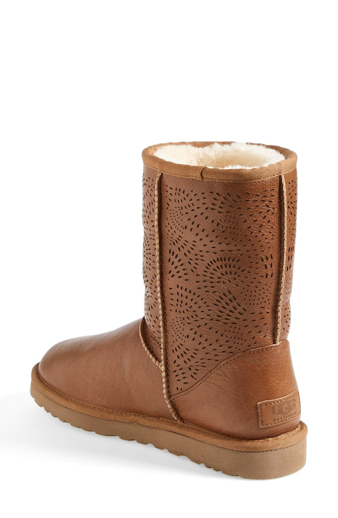 Alternate Image 2  - UGG® Australia 'Triana' Perforated Boot (Women)