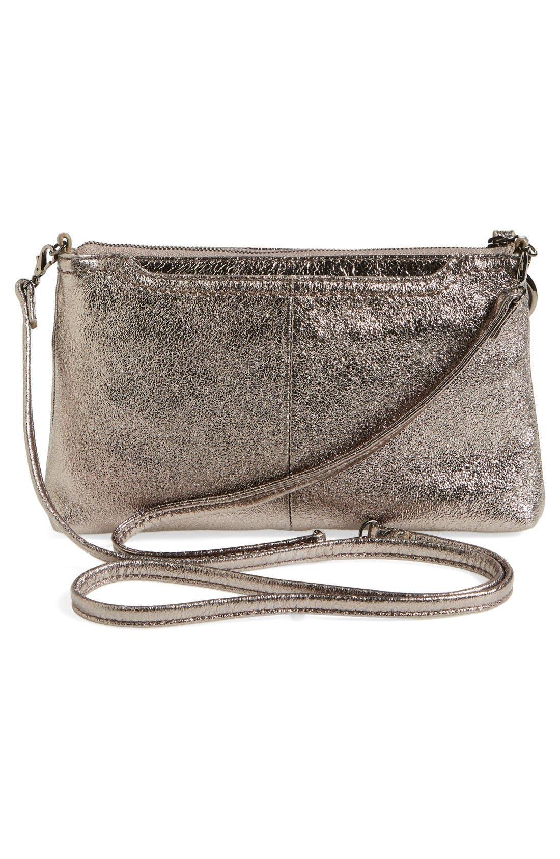 Alternate Image 3  - Hobo 'Darcy' Leather Crossbody Bag