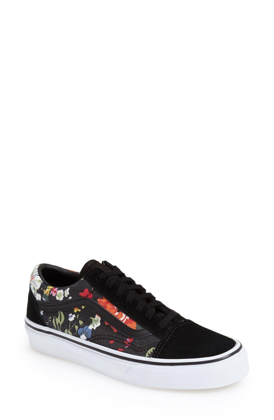 Alternate Image 1 Selected - Vans 'Old Skool' Sneaker (Women)