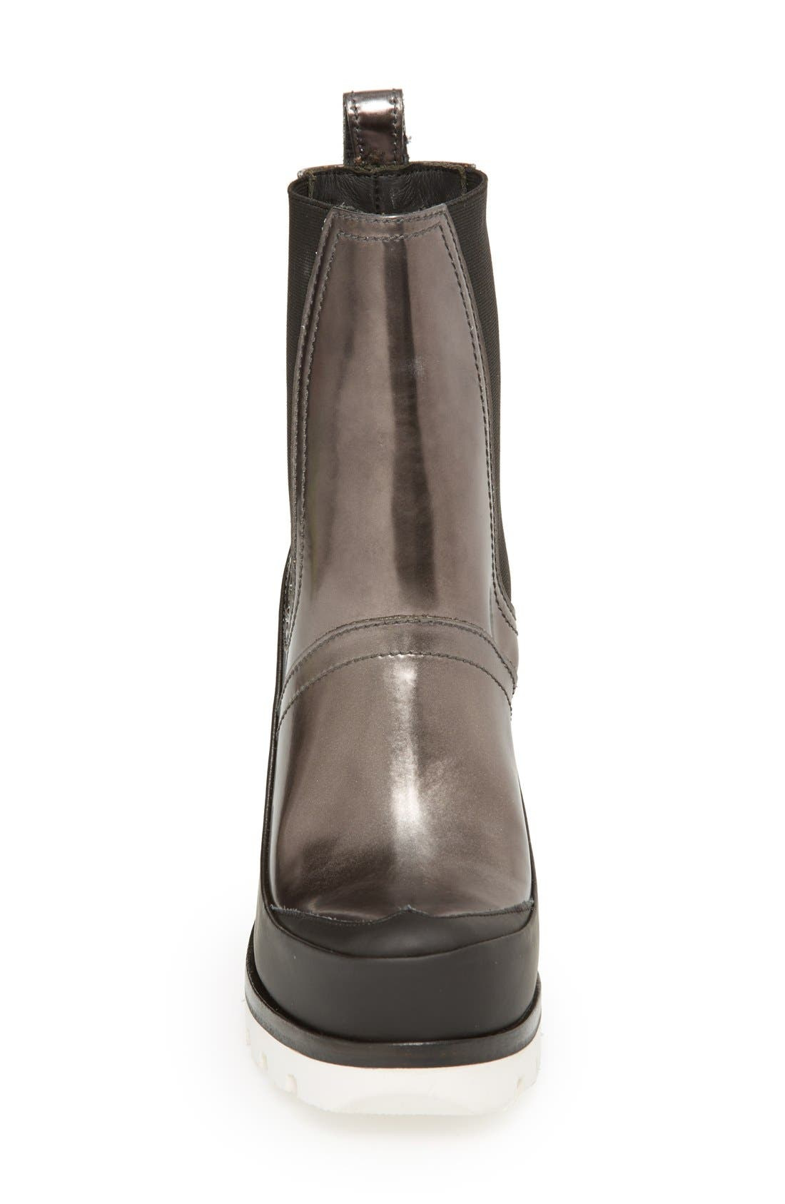 Alternate Image 3  - Hunter 'Original - High Heel' Chelsea Rain Boot (Women)
