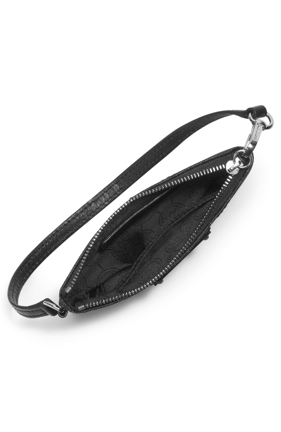 Alternate Image 2  - MICHAEL Michael Kors 'Small Jet Set' Wristlet