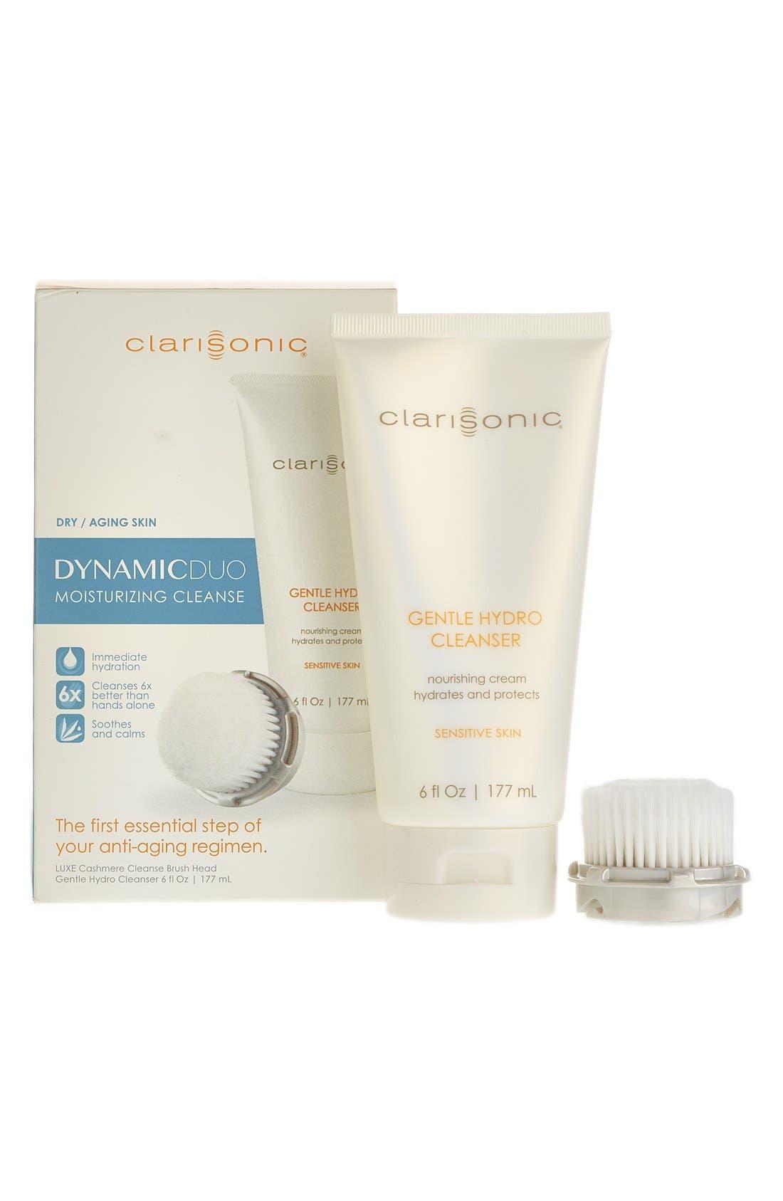 CLARISONIC 'Dynamic Duo' Moisturizing Cleanse Set ($55 Value)