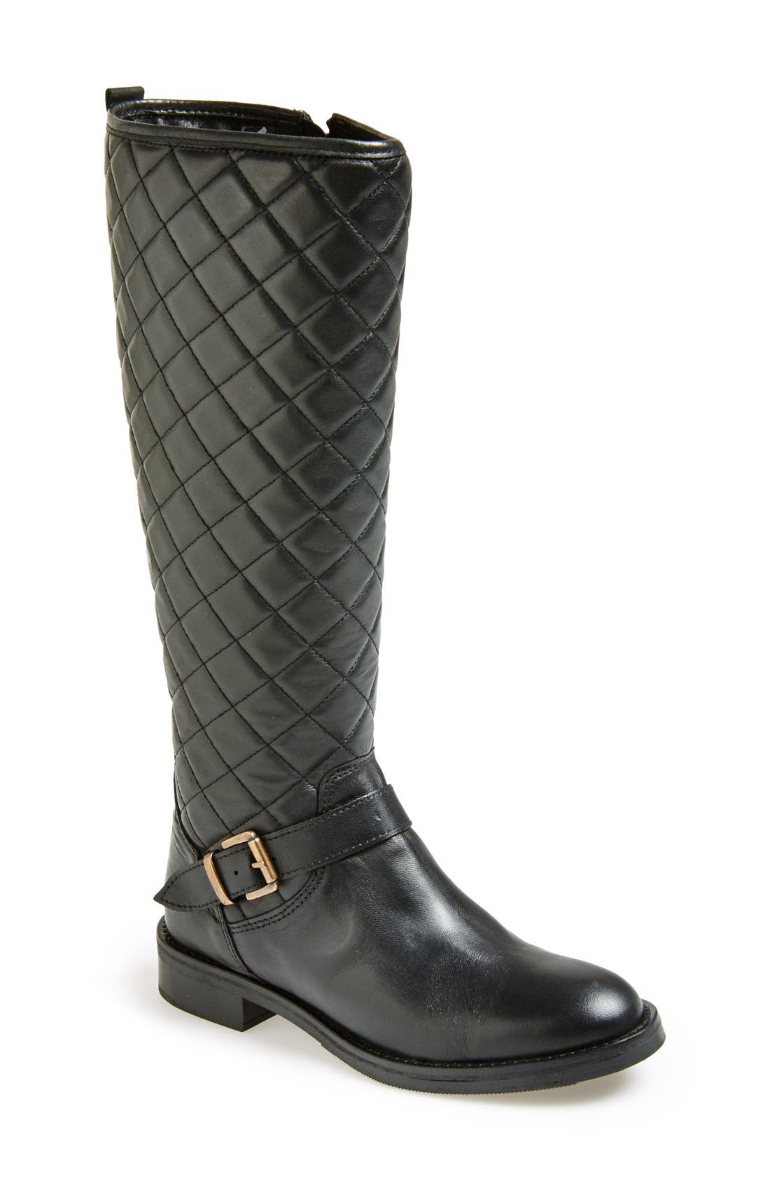 Alternate Image 1 Selected - BRONX USA 'Mill Ford' Tall Boot (Women)
