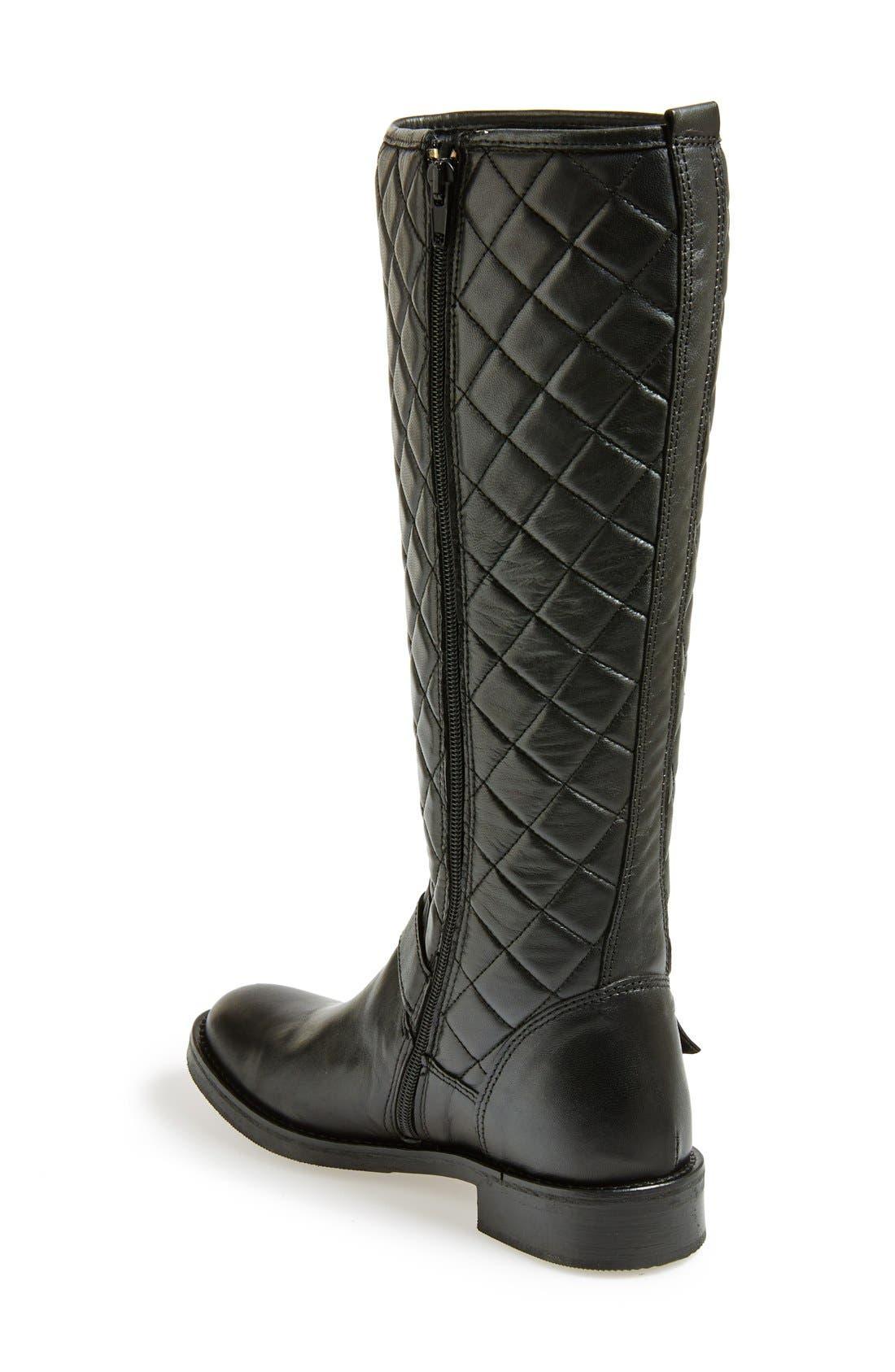 Alternate Image 2  - BRONX USA 'Mill Ford' Tall Boot (Women)