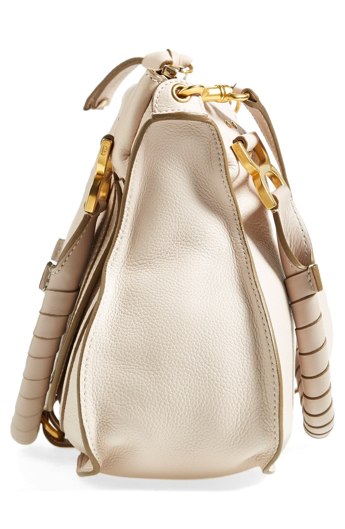 Alternate Image 5  - Chloé 'Medium Marcie' Leather Satchel