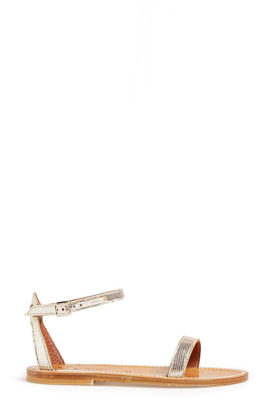 Alternate Image 4  - K.Jacques St. Tropez 'Laura' Ankle Strap Sandal (Women)
