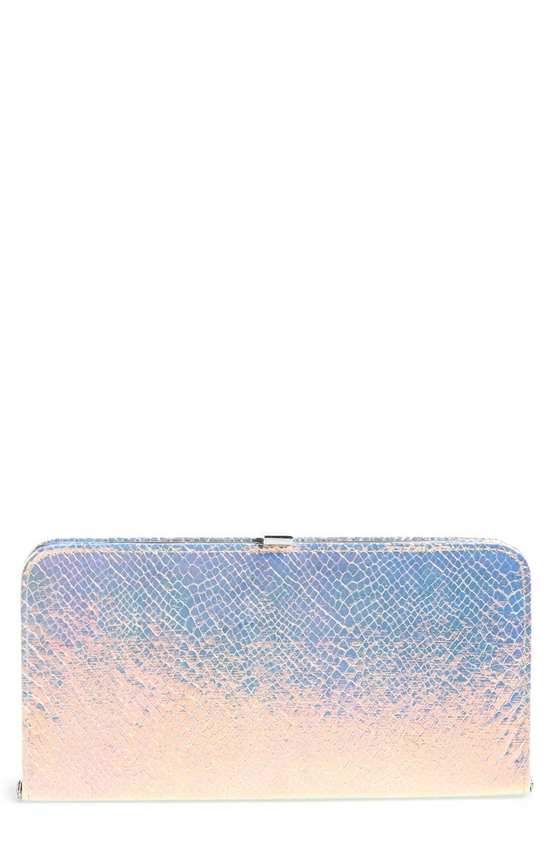 Alternate Image 1 Selected - Dune London 'Boom' Clutch