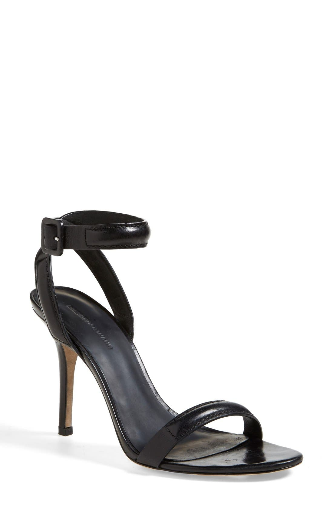 ALEXANDER WANG 'Antonia' Ankle Strap Sandal