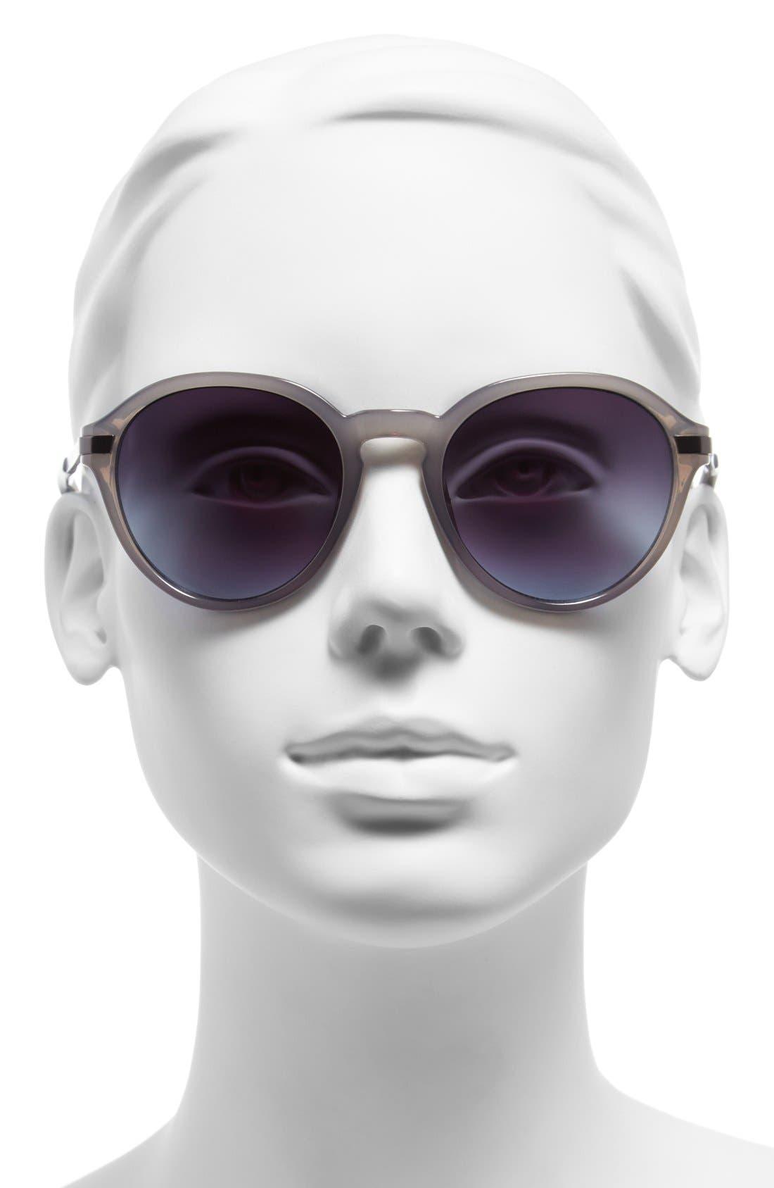 Alternate Image 2  - Vince Camuto 52mm Round Sunglasses